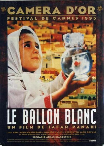 affiche du film BALLON BLANC (LE)