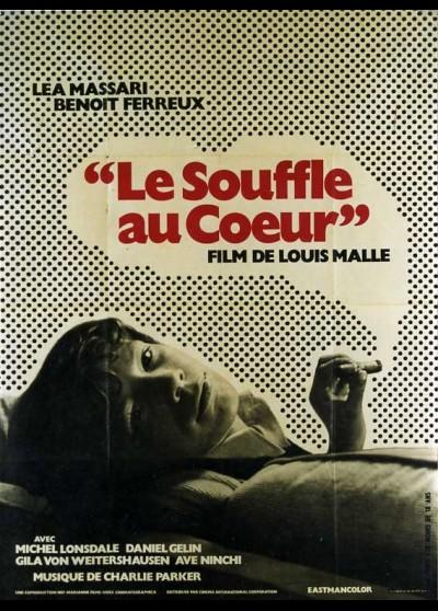 affiche du film SOUFFLE AU COEUR (LE)