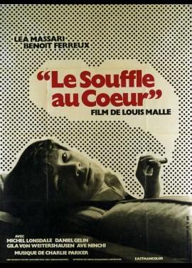 SOUFFLE AU COEUR (LE) movie poster