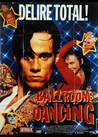 STRICKLY BALLROOM movie poster