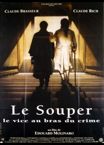 SOUPER (LE) movie poster