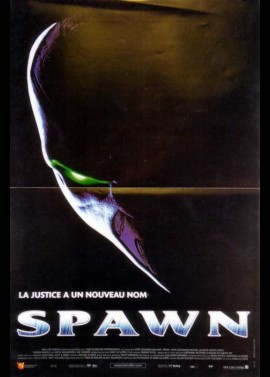 SPAWN movie poster