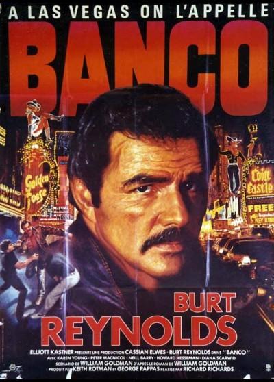 affiche du film BANCO