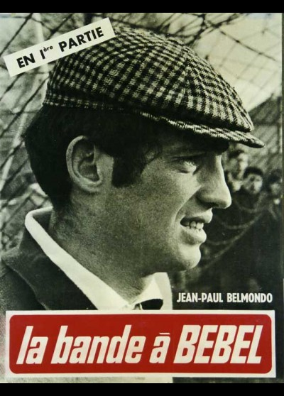 BANDE A BEBEL (LA) movie poster