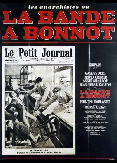 affiche du film BANDE A BONNOT (LA)