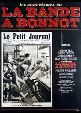 BANDE A BONNOT (LA) movie poster