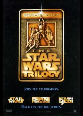 affiche du film STAR WARS TRILOGY (THE)