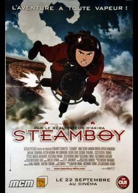 affiche du film STEAMBOY