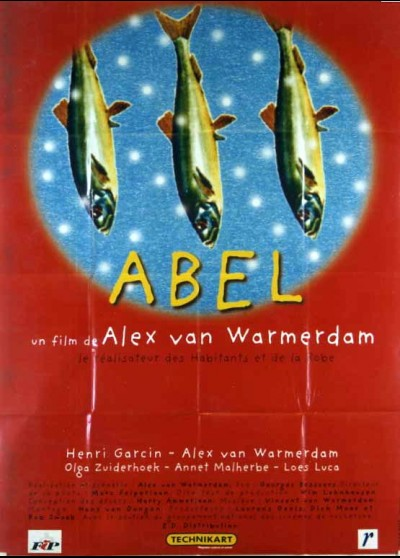 ABEL movie poster