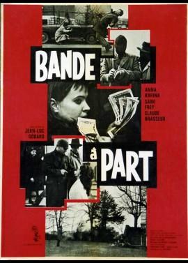 affiche du film BANDE A PART