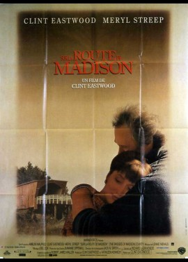 BRIDGES OF MADISON COUNTY (THE) movie poster