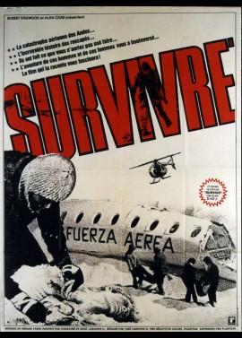 SUPERVIVIENTES DE LOS ANDES movie poster