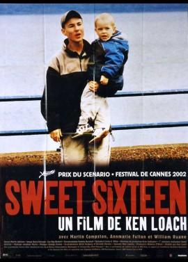 SWEET SIXTEEN movie poster