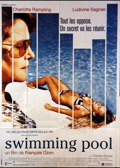 affiche du film SWIMMING POOL