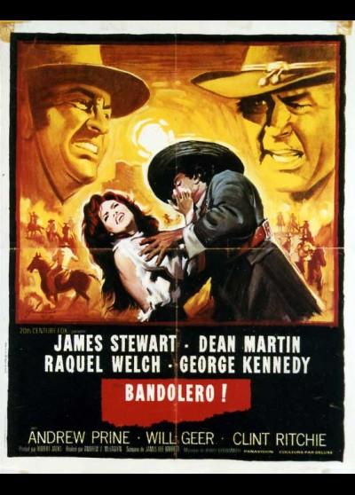 affiche du film BANDOLERO