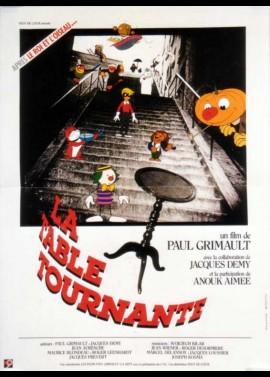 TABLE TOURNANTE (LA) movie poster