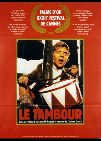 affiche du film TAMBOUR (LE)