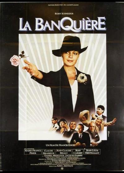 affiche du film BANQUIERE (LA)