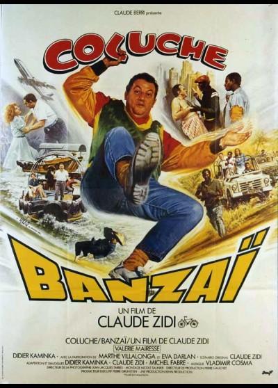 BANZAI movie poster