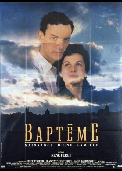 affiche du film BAPTEME