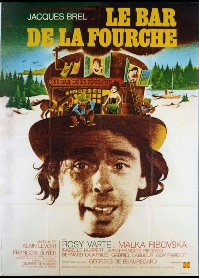 BAR DE LA FOURCHE (LE) movie poster