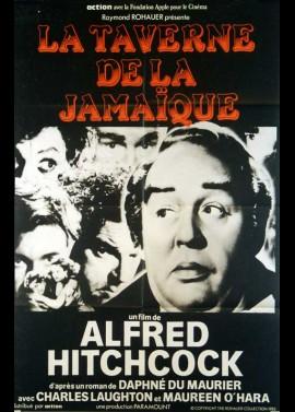 affiche du film TAVERNE DE LA JAMAIQUE (LA)
