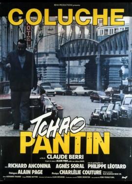 TCHAO PANTIN movie poster