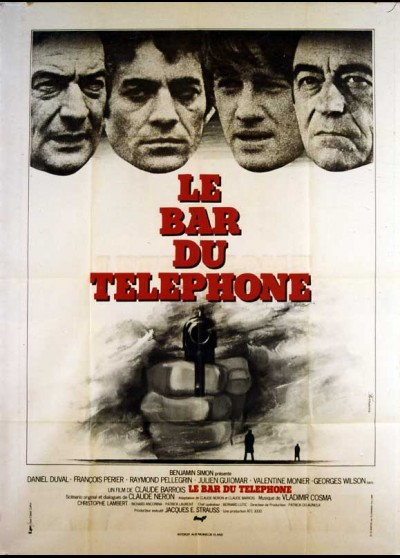 affiche du film BAR DU TELEPHONE (LE)