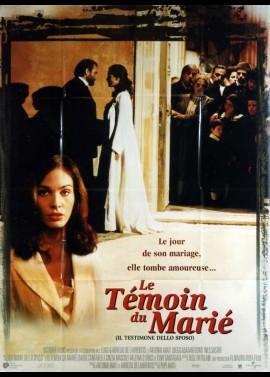 affiche du film TEMOIN DU MARIE (LE)