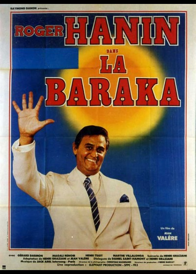 affiche du film BARAKA (LA)