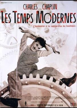 affiche du film TEMPS MODERNES (LES)
