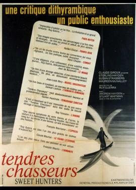 TERNOS CACADORES movie poster
