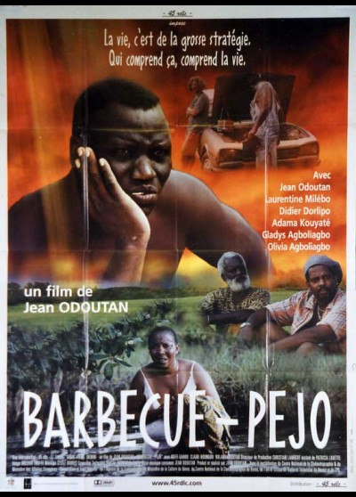 affiche du film BARBECUE PEJO