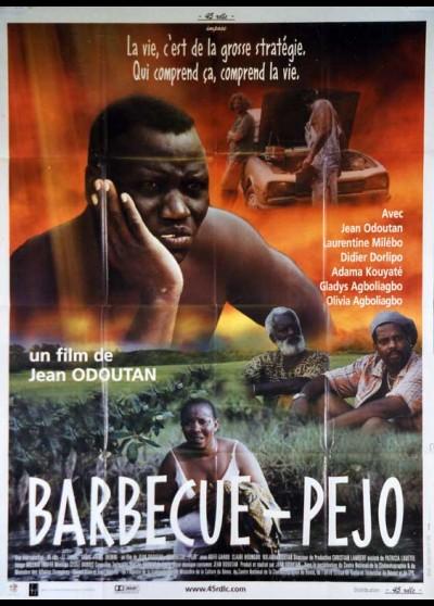 BARBECUE PEJO movie poster
