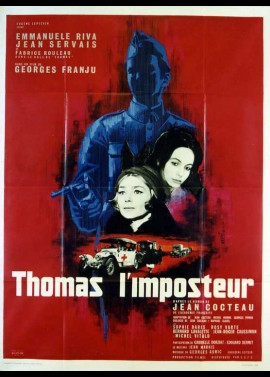 THOMAS L'IMPOSTEUR movie poster
