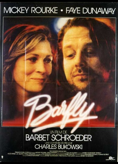 affiche du film BARFLY
