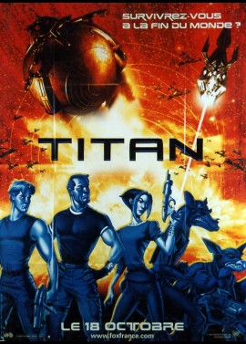 TITAN A.E movie poster