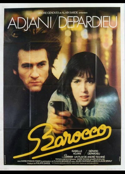 BAROCCO movie poster