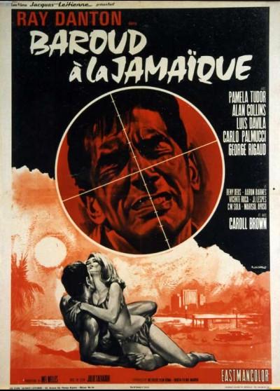 affiche du film BAROUD A LA JAMAIQUE