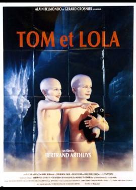 affiche du film TOM ET LOLA