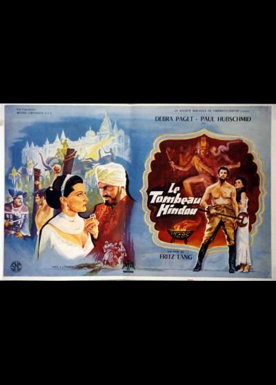 INDISCHE GRABMAL (DIE) movie poster