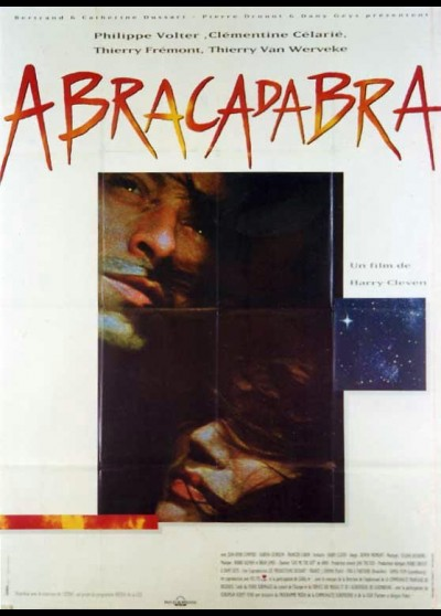 ABRACADABRA movie poster