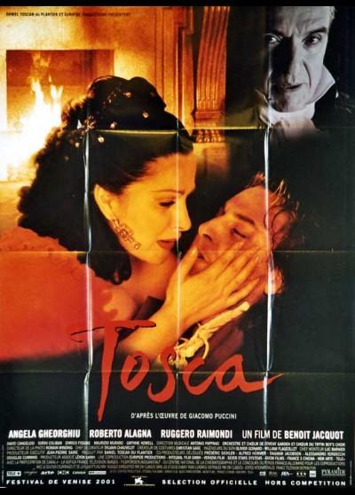 TOSCA movie poster