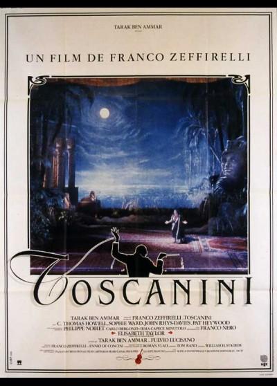 affiche du film TOSCANINI