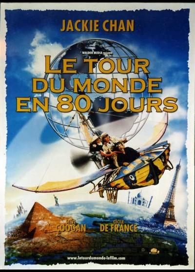 affiche du film TOUR DU MONDE EN QUATRE-VINGTS JOURS (LE)