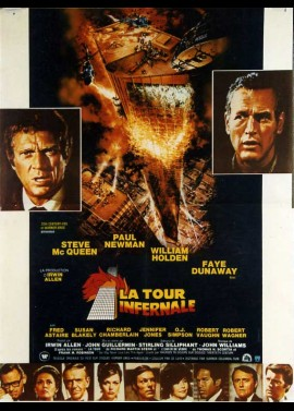 TOWERING INFERNO (THE) movie poster