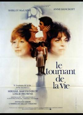affiche du film TOURNANT DE LA VIE (LE)
