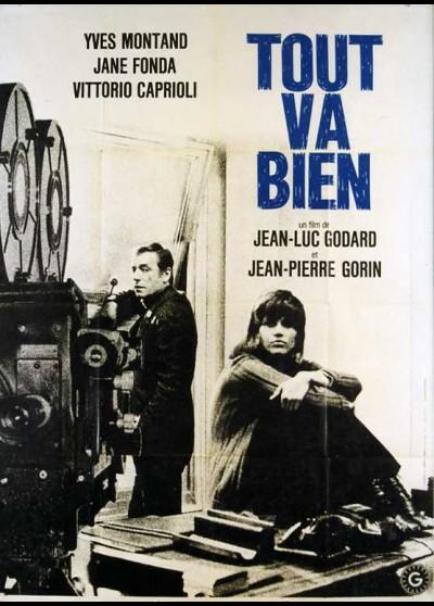 TOUT VA BIEN movie poster