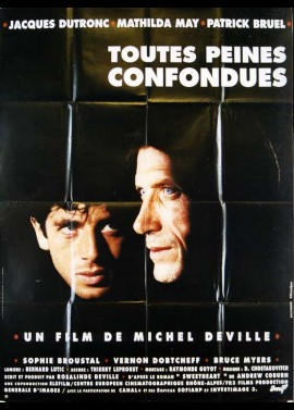 TOUTES PEINES CONFONDUES movie poster