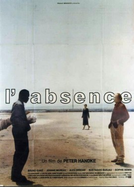 ABSENCE (L') movie poster